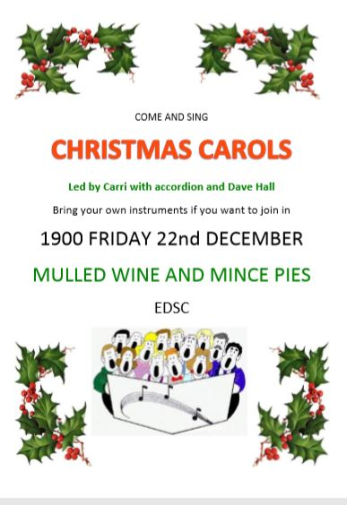 Christmas Carols Evening @ EDSC | England | United Kingdom